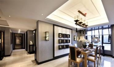 100平-圣采泊尚-中式风格装修-6.67万