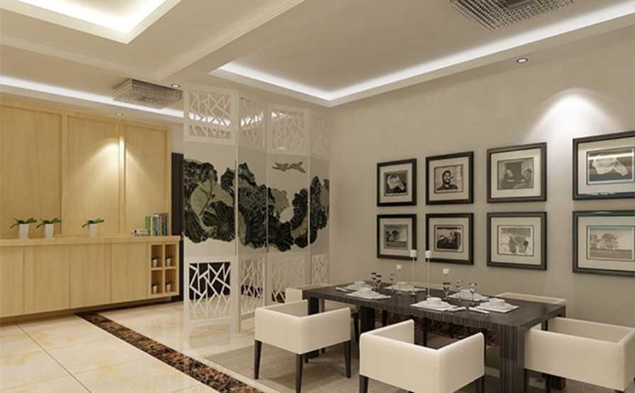 平-餐厅 风格风格-造价 4.68万