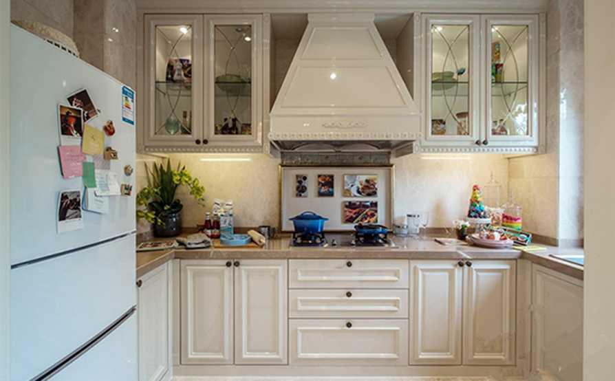平-厨房 风格风格-造价 4.68万