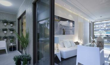 98平-理工东苑-北欧风格装修-6.55万