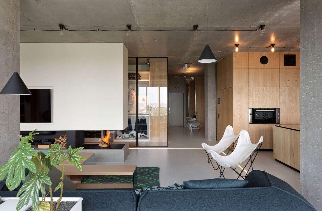 103平-神仙树大院-北欧风格装修-6.55万