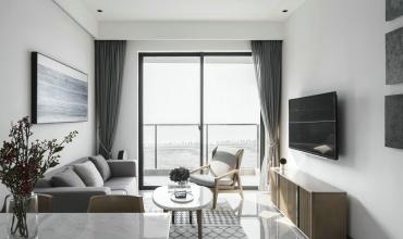 65平-传化国际新城-现代/简约风格装修-4.88万
